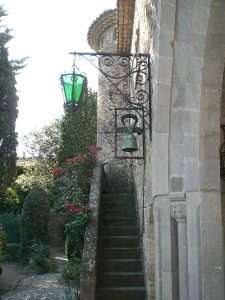 10 - Entry at Chateau de La Napoule