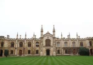 Corpus Christi College, The Abbey Studio