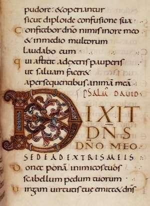 Ramsey Psalter, British Library, The Abbey Studio, medieval manuscript