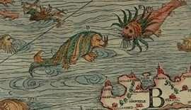 map monsters, Carta Marina