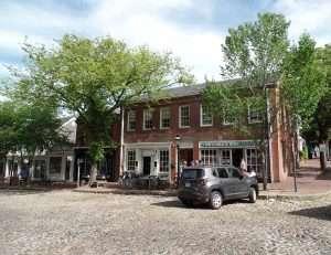Shops on Main Street, Nantucket, The Abbey Studio