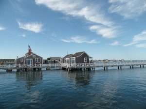 Nantucket harbor, The Abbey Studio
