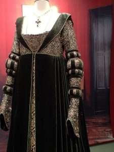 Costumes, historical references, calligraphy, The Abbey Studio