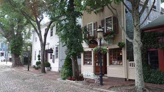 Shops on Nantucket