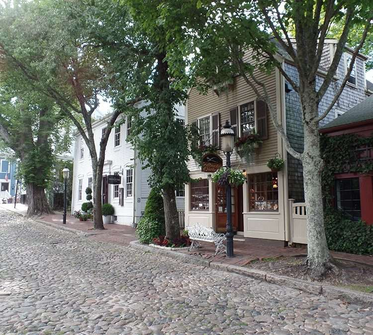 Shops on Nantucket