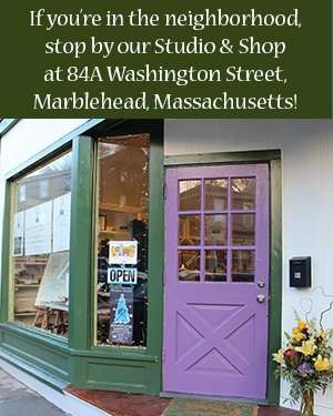 The Abbey Studio and Shop, Marblehead, MA