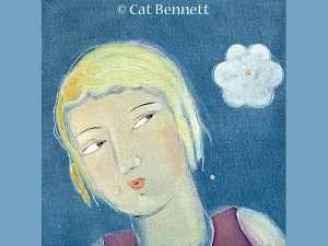 Cat Bennett exhibit; The Abbey Studio