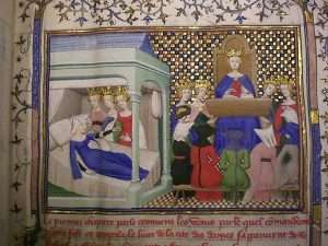 The Abbey Studio, Christine de Pizan