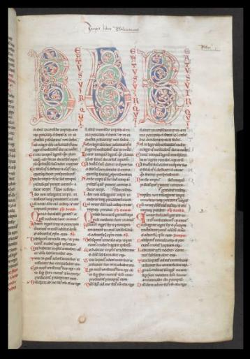 The Abbey Studio; the Arnstein Bible