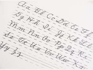Handwriting Brush-Up