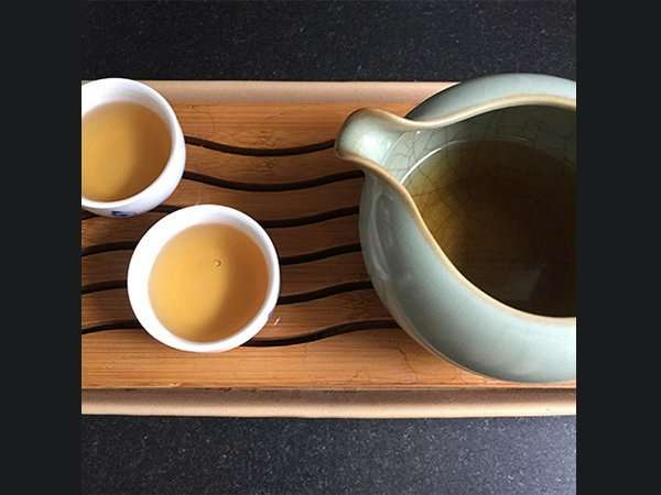 Chinese Tea Tasting; The Abbey Studio