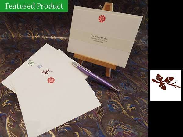 Note cards, The Abbey Studio