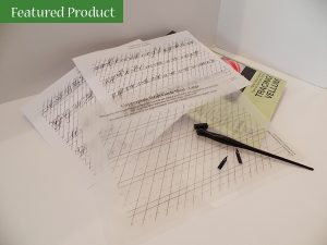 Copperplate Supply Kit; The Abbey Studio