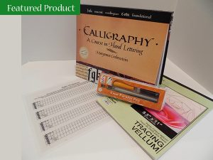 Italic Supply Kit; The Abbey Studio
