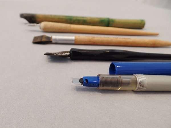 Pen Angle, Pen Scale