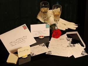 Let's Talk Invitations; The Abbey Studio